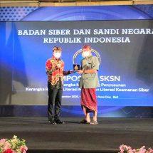 Kepala BSSN: Januari-November 2020 Terjadi 423 Juta Serangan Siber