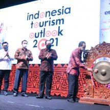 Antisipasi Pemulihan Pariwisata Belum Total 2021, Wagub Cok Ace Kembali Ajukan Dukungan Dana Ketenagakerjaan