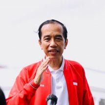 Presiden Jokowi: Hukum Harus Ditegakkan untuk Lindungi Masyarakat