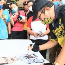 Wagub Cok Ace Resmikan Rumah Sepeda Indonesia di Bali