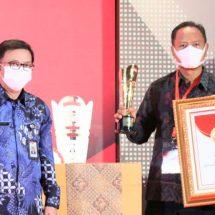 Penganugerahan IGA Award Tahun 2020, Denpasar Kota Terinovatif se-Indonesia