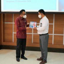 Pemkot Denpasar Terima LHP Kinerja Penanganan Covid-19 Dari BPK