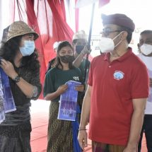 Wakil Walikota Denpasar : Bangun Kemanusiaan, Semangat Gotong Royong Mesi Dikedapankan