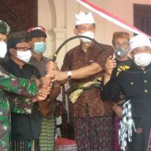 "Festival Budaya Pecut Ksatria Mahottama, Ngurah Agung: Budaya Menjadi Kita Bisa Saling ""Menyama Braya"""
