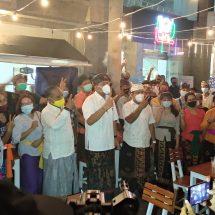 Simakrama Di Denbar, Program Pro Rakyat AMERTA Diharapkan Bisa Bantu Ringankan Beban Warga
