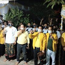Kaum Milenial Banjar Abian Nangka Kompak Menangkan AMERTA Jadi Walikota Denpasar