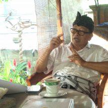 Tari Baris Tengklong Tampil di Festival Budaya Pecut Pusaka Ksatria Mahottama