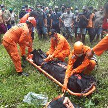 Hilang Lima Hari, Jenazah Nenek Rampin Ditemukan Pencari Rumput