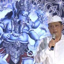 """Ritual Budaya """"Hyang Ganapati"""" Tutup Gelaran Denfest ke-13, Sekaligus Harapan Baru di Tahun Baru"""