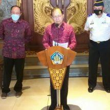 Pencapaian Kinerja Penanganan Covid-19 di Bali, Gubernur Koster Optimis Pariwisata dan Perekonomian akan Bangkit Kembali