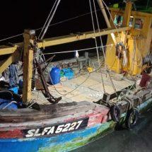 KKP Sidik Tiga Kapal Berbendera MalaysiaPelaku Illegal Fishing
