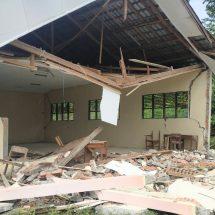Gempa di Sulawesi Barat, 103 Sekolah Rusak