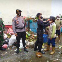 Tekan Penyebaran Covid-19, Polda Bali Terjunkan Satgas PKM Bergabung dengan TNI dan Satgas Prokes Provinsi