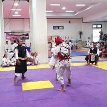 6-7 Pebruari, Kejuaraan Nasional Pelajar Terbuka Virtual Tandoku Shorinji Kempo Piala SMA I Kuta Utara