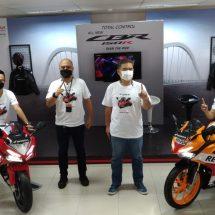 All New Honda CBR150R, Siap Gebrak Bali
