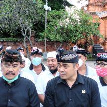 Bendesa Adat Pagan Puji AWK sebagai Krama Adat Yang Membuat Bangga Bali