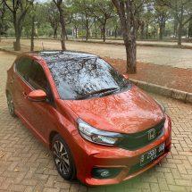Honda Brio Tutup Tahun 2020 Sebagai Model dengan Penjualan Tertinggi di Indonesia