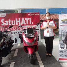 Hari Ini, Virtual Launching All New Honda PCX160 Dapat Disaksikan Pecinta Skutik Premium Bali