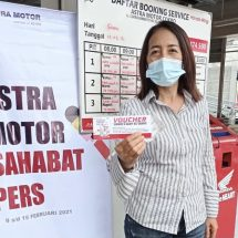 Peringati Hari Pers Nasional 2021, AstraMotor Bali Apresiasi Insan Pers dengan Voucher Service Gratis