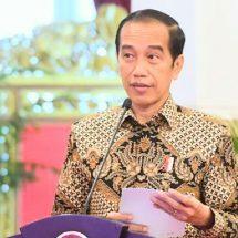 Presiden Jokowi Hadiri Puncak Peringatan Hari Pers Nasional 2021