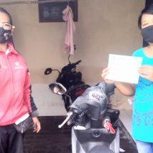 Siaga Layani Konsumen Road Emergency, Honda Care Bali Konsisten Terapkan Prokes