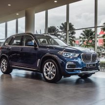 New BMW X5 Hadir dengan Lebih Kaya Fitur