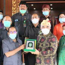 Ketua Pengadilan dan Hakim Tinggi Apresiasi Peranan MDA Bali