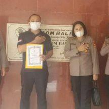 Polda Bali Apresiasi Audit TI dari ITB STIKOM Bali dalam Proses Penerimaan Anggota Polri