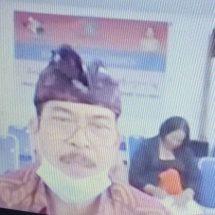 Kunker Virtual Anggota BULD DPD RI Dr. Mangku Pastika, 2021 Seluruh Pelayanan di Dinas PMPTSP Bali melalui Online