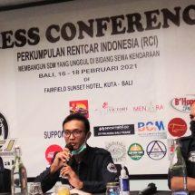 Rakernas II Perkumpulan RCI di Bali, Rent Car Tetap Dibutuhkan