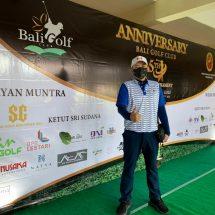 Jangkau Edukasi Para Pegolf, SGB Bali Berpartisipasi dalam Anniversary Bali Golf Club 5th Turnamen Golf