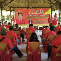 Amatra: Sosialisasi 4 Pilar Bangun Persatuan Demi Perkuat Peran Generasi Muda Dalam Pembangunan