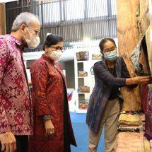 Ketua Dekranasda Bali: Pariwisata, Pertanian dan Industri Kerajinan Harus Saling Menopang