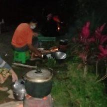 """Nyakan di Wang"" Tradisi Ngembak Gni di Banjar Bolangan Buleleng"