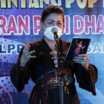 Ny. Putri Koster Kumandangkan 'Sumpah Kumbakarna' pada Peringatan Hari Lahir ke-417 Kota Singaraja