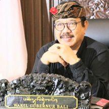 """Usulkan Medical Destination, Wagub Bali Terapkan Konsep """"Padma Bhuana"""" Dalam Seimbangkan Kehidupan Masyarakatnya"""
