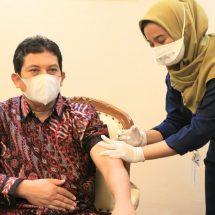 Ali Ghufron Mukti: Seluruh Duta BPJS Kesehatan Divaksin Covid-19