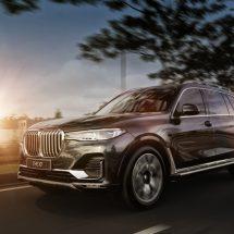 Lengkapi Model BMW X, BMW Astra Hadirkan Varian Terbaru BMW X3 dan BMW X7