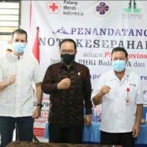 Diah Srikandi: PMI Bali Segera Miliki Gedung Baru