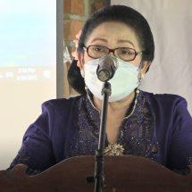 Ny. Putri Hariyani Sukawati: Paralegal Diharapkan Mampu Menjadi Jembatan Bagi Warga Dalam Menyelesaikan KDRT