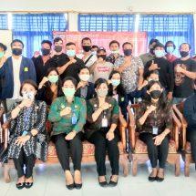 Bapas DenpasarGelar Pelatihan Hukum, Harapkan 'Klien' Dapat Mengedukasi Ke Masyarakat