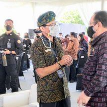 Menteri Perindustrian Tegaskan Bali Jadi Pilot Project Pengembangan Kendaraan Listrik
