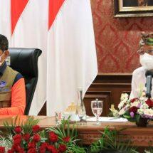 PPKM Mikro Berbasis Desa Adat Turunkan Angka Kasus Positif Covid-19 di Bali