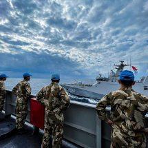 KRI Sultan Iskandar Muda Siap Gantikan KRI Sultan Hasanuddin Dalam Misi MTF UNIFIL