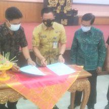Kerja Sama dengan BNN, SMP Dwijendra Jadi Pilot Project Bersih Narkoba