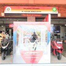 All New Honda PCX160 Dengan Mesin Baru Sapa Konsumen di Pasar Banyuasri Singaraja Plus Hadirkan Promo Menarik