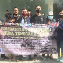 Handmad Bali Gabung Solidaritas Bali Peduli NTT Galang Bantuan Korban Bencana Siklon Seroja