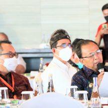 Gubernur Koster Minta Pusat Keluarkan Kebijakan Spesifik Upaya Pemulihan Ekonomi Bali