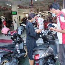 Gebyar Bulan April, AHASS Bali Berikan Paket Service Berhadiah Hanya di Motorku X
