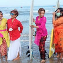 Kartini Go Surf Untuk Dorong Pemulihan Pariwisata Bali
